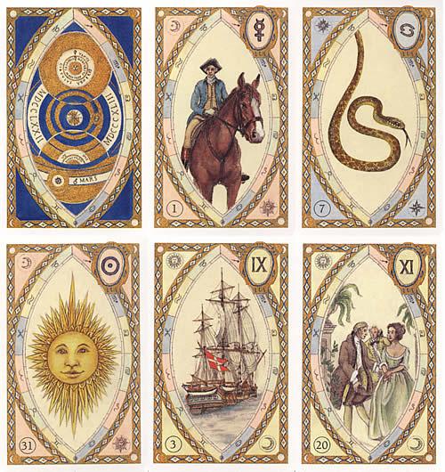 astrologisches-lenormand