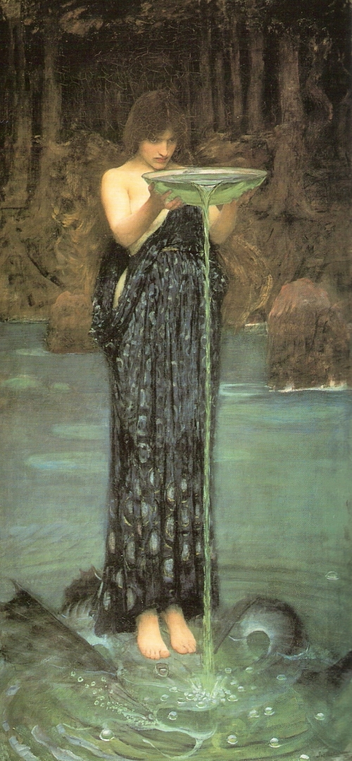 circe-invidiosa 2-1892-oil-on-canvas