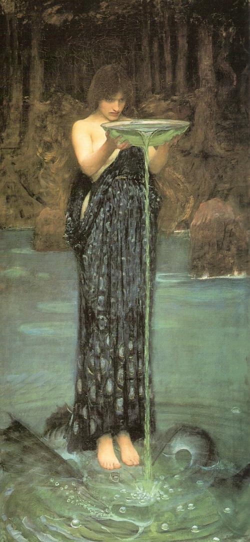 circe-invidiosa 2-1892-oil-on-canvas