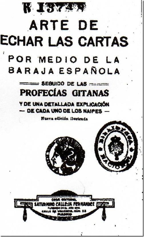 LA BARAJA ESPAÑOLA… UNA GRAN DESCONOCIDA… «LAS CARTAS