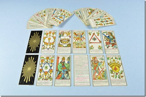 baraja tarot belline posible copia del original  coleccion bellline.