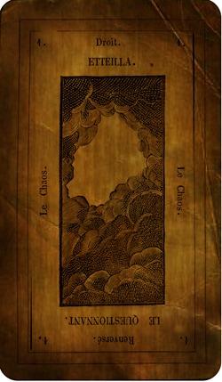 CARTA 1 LISMON  Las cartas lenormand