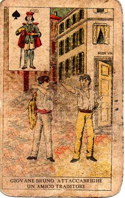 Sibila Italiana restauracion sota de picas