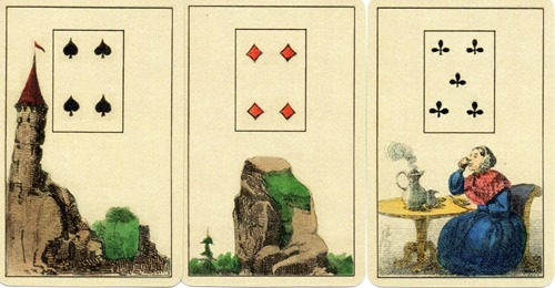The Magical Cards Lenormand059