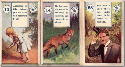 gypsy bijou Cards Lenormand002