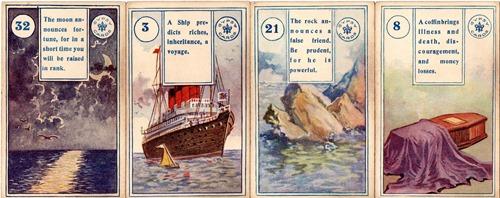 gypsy bijou Cards Lenormand003