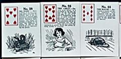 1 valmor-ft-cards-1920s Tres cartas.