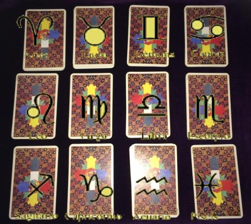 12 Signos Zodiacales